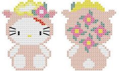 Dibujo Hello Kitty
