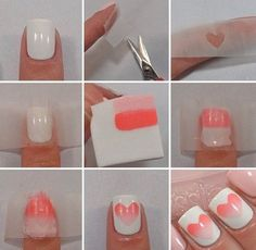 Easy Nail Designs - 50 Easy Nail Designs  <3 <3