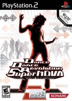 Dance Dance Revolution Supernova - PlayStation 2