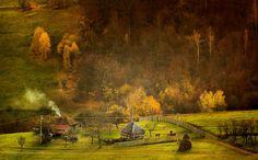 Grange in the Apuseni Mountains by Hamos Gyozo on 500px