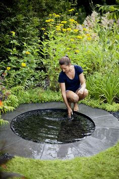 Do you ever want to just feel like a princess? When I have those princessy feelings I generally want people …  #WaterGarden