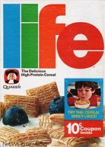 cereal from the 70s | Life Cereal: Hey Mikey! He Likes It!