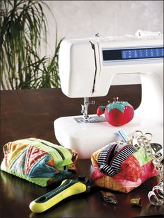 ~ Scrappy Sewing Pod