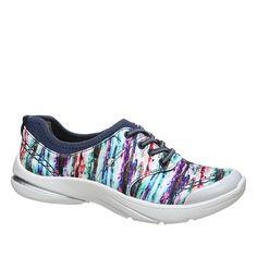 Bzees Landing Pull-On Sneaker - Blue