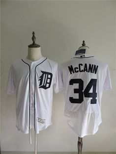 47d1702c 2016 MLB FLEXBASE Detroit Tigers 34 Mccann White Elite Jerseys,cheap mlb  jerseys,cheap mlb jerseys china from chinajerseys.