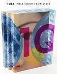 1q84 : 3 Volume Boxed Set by Haruki Murakami (2012, Paperback) Image