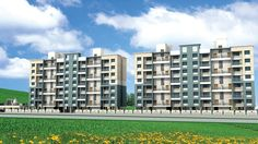 Shruti Icon - 2 BHK apartments at Spine Road, Moshi, PCMC. Call 91-9545553394