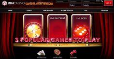 ION Casino Games | Juara Lapangan