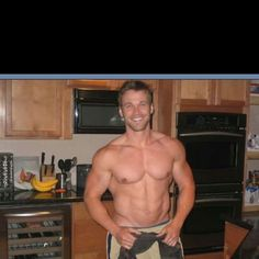 Chris Powell from extreme makeover: weight loss edition. I. LOVE. HIM.