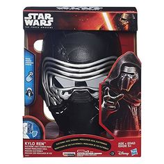 Star Wars - Kylo Ren Voice Changer Mask @ niftywarehouse.com #NiftyWarehouse #Geek #Products #StarWars #Movies #Film