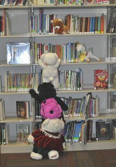 getting a book by WCPL, Pa, USA, via Flickr