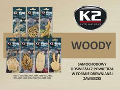 Lubisz oryginalne gadżety? Co powiesz na drewniane zawieszki zapachowe? Zobacz:  http://www.slideshare.net/k2compl/v555v562v574v584v593v611v612v613v614v615v621v622v623v624v625-k2-woody-samochodowy-odswiezacz-powietrza