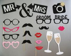 Wedding Photo Booth Prop
