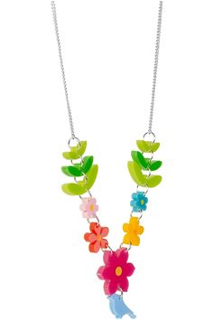 Tatty Devine - Flower Garden Necklace