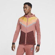 Men's Nike Wild Run Windrunner Training Jacket Size Medium CU5738-652 Nike Windrunner, New Trainers, Running Jacket, Lightweight Jacket, Bomber Jacket, Celebrities, Jackets, Wild Spirit, Eccentric
