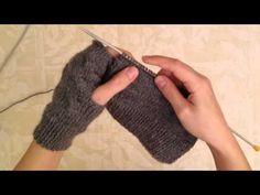 BAYANLAR İÇİN 4 TANE TÜRKÇE VİDEOLU AÇIKLAMALI PARMAKSIZ ELDİVEN YAPILIŞI | Nazarca.com Crochet Gloves, Crochet Slippers, Wrist Warmers, Fingerless Gloves, Bandana, Crochet Baby, Diy And Crafts, Knitting, Sewing