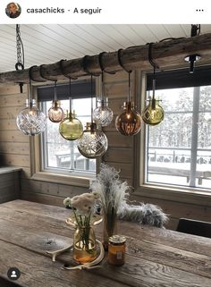 Rustic French Country, Rustic Farmhouse, Rustic Interiors, Hemnes, Decoration, Interior Decorating, New Homes, Chandelier, Indoor