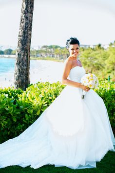 Classic Destination Wedding in Maui