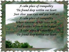 Inner Tranquility © Copyright Ethel GG Kent
