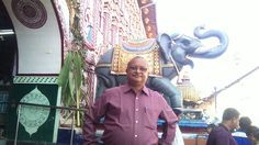At the Temple of Shree Moogaambika