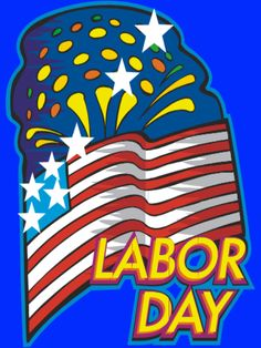 Custom Labor Day Banner : Front