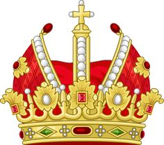 File:Heraldic Imperial Crown (Gules Mitre).svg - Wikimedia Commons