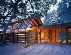John Lautner, Glendale home