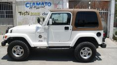 1999 jeep wrangler sahara ed. Just like my favorite jeep. This one was a lot of fun.