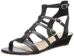 kate spade new york Women's Valetta Wedge Sandal ** Trust me, this is great! Click the image. - Wedge sandals