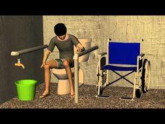 Πρόσβαση των ατόμων με κινητικά προβλήματα – animation Animation, Education, Animation Movies, Educational Illustrations, Learning, Anime, Animated Cartoons, Motion Design, Onderwijs