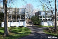 There is no question that Reston not only has an eclectic personality, butarchitecture to match. You can find Colonial, contemporary 1970s and 1980s homes, as well as mid-century modern and Brutalist homes from the 1960s.