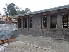 Front Bedrooms - Bowral 50mm Gertrudis Brown Renovation by Austral Bricks