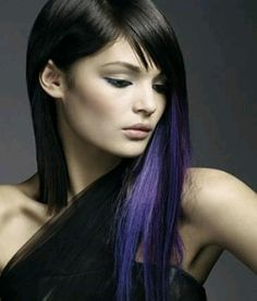 Want 1 purple highlight