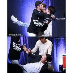 Kim Hanbin Ikon, Chanwoo Ikon, Ikon Debut, Double B, Mobb, Funny Boy, My Wife Is, Always Smile, Yg Entertainment