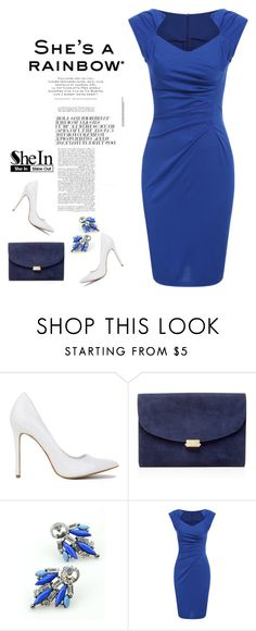 """""""Shein 6/10"""" by mell-2405 ❤ liked on Polyvore featuring Mansur Gavriel"""