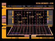 Doug drexler untitled 9 Star Trek Party, Trek Ideas, Star Trek Bridge, Star Trek Wallpaper, 80s Sci Fi, Sunday School Decorations, Okuda, Star Trek Images, Star Trek Into Darkness