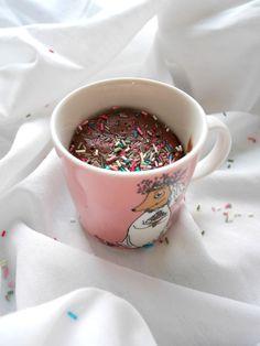 kuppikakku Mug Cakes, Finnish Recipes, Food And Drink, Mugs, Baking, Tableware, Desserts, Tailgate Desserts, Dinnerware