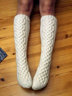 Knitting Ideas | Project On Craftsy: Capel Socks | DIYATOR