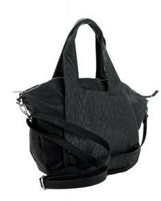 965db5866b35e Henkeltasche Fritzi aus Preußen Shopper Orcutt schwarz glänzend