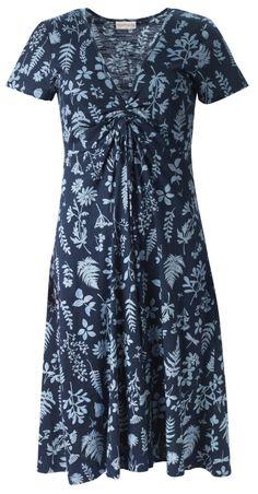 Nomads Botanical Organic Dress - Midnight - Nomads