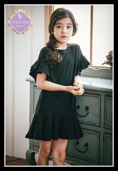 Megan Dress in Black