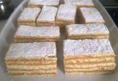 A lisztes keverékhez kb. Hungarian Cake, Hungarian Recipes, Cake Recipes, Dessert Recipes, Cooking Recipes, Healthy Recipes, Winter Food, Christmas Cookies, Delicious Desserts
