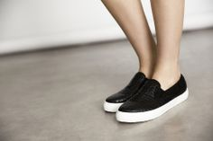 SNEAKER FREAK  What's not to love about our newest favourite footwear? Comfy and bang on-trend – you need these now!