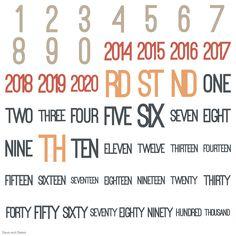 Cricut Days and Dates Garden Of Words, One Two Three, Seventeen, The Twenties, Lyrics, Dating, Cricut Cartridges, Cricut Fonts, Quotes