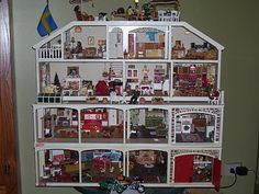 Amy's Miniatures and Smalls / Vintage Lundby Stockholm