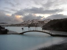 I love Iceland, and it was love at first sight. And the first sight was the Blue Lagoon. It may sound like nothing special, just a spa with thermal pools Thermal Pool, Blue Lagoon, Love At First Sight, Sounds Like, Iceland, Travel Photography, Around The Worlds, Relax, River