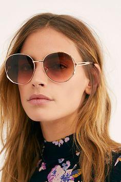 49c4acfc1e1c Slide View 1: Penny Lane Oversized Sunglasses Oversized Sunglasses, Round  Sunglasses, Penny Lane