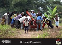 Drilling for the Congo Project