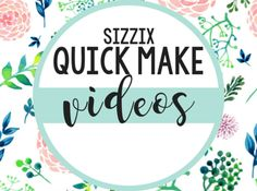 Quick make videos to help you create homemade projects.