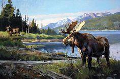 Google Image Result for http://www.nationalcowboymuseum.org/events/pdw/onlinecatalog/images/Artist%2520Folder/frazier/moose.jpg